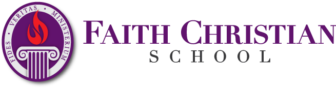 Faith Christian School Roanoke VA Logo